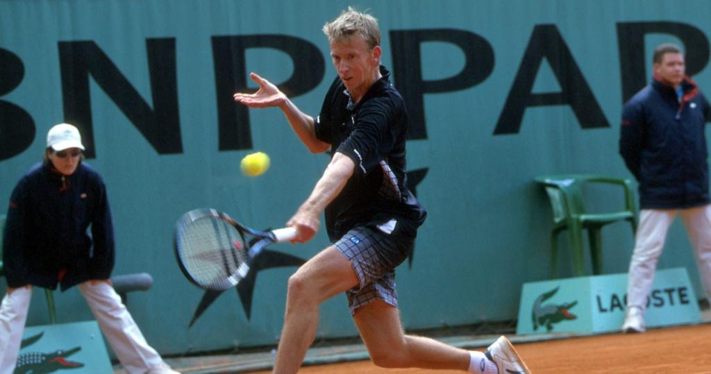 Wayne Arthurs, Roland-Garros, 2002