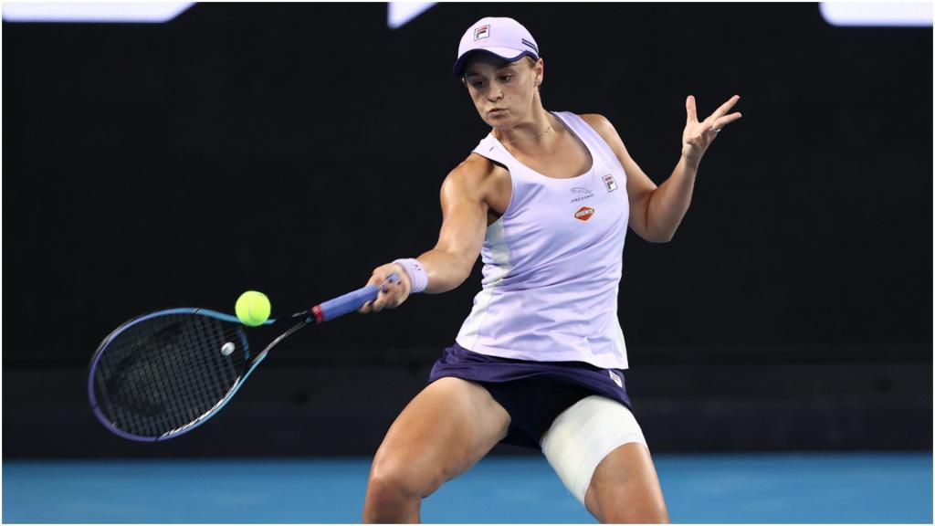Ash Barty Australian Open 2021