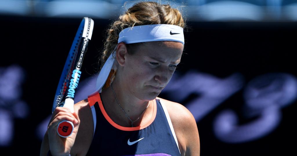 Victoria Azarenka Australian Open 2021