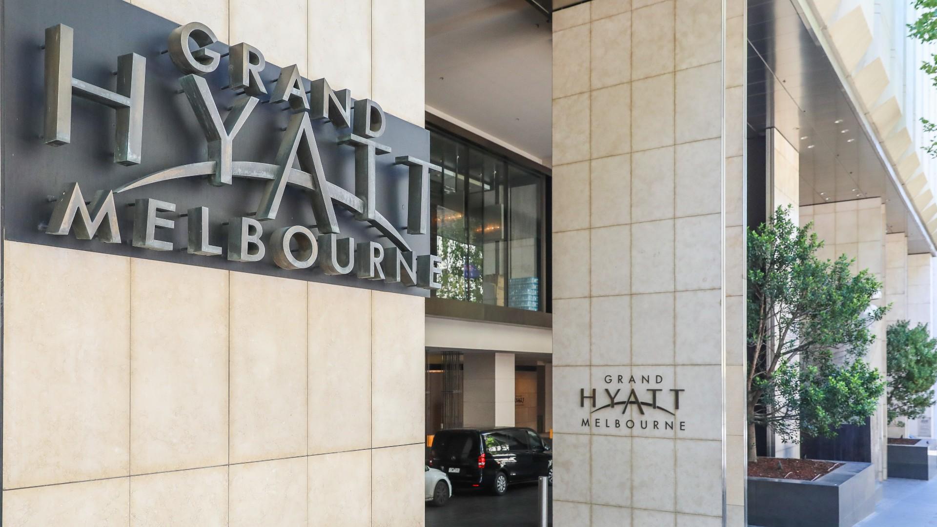 Grand Hyatt hotel, Melbourne