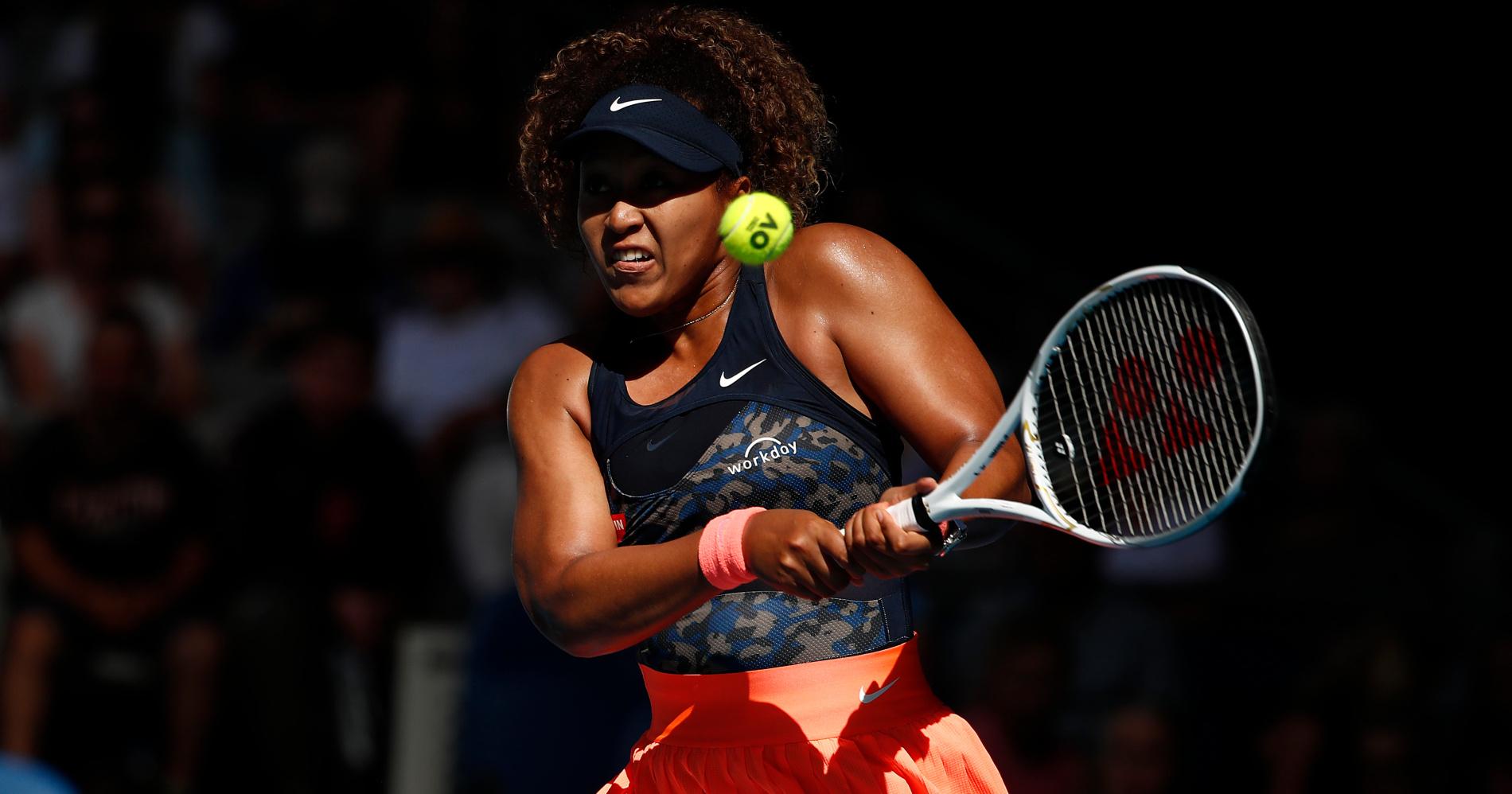 Naomi Osaka 2021 Australian Open