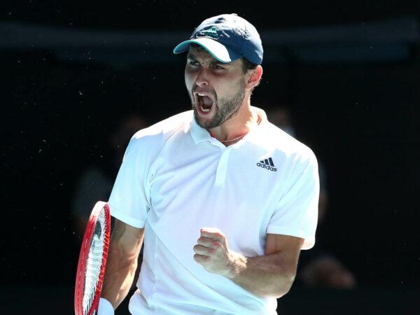 Aslan Karatsev 2021 Australian Open