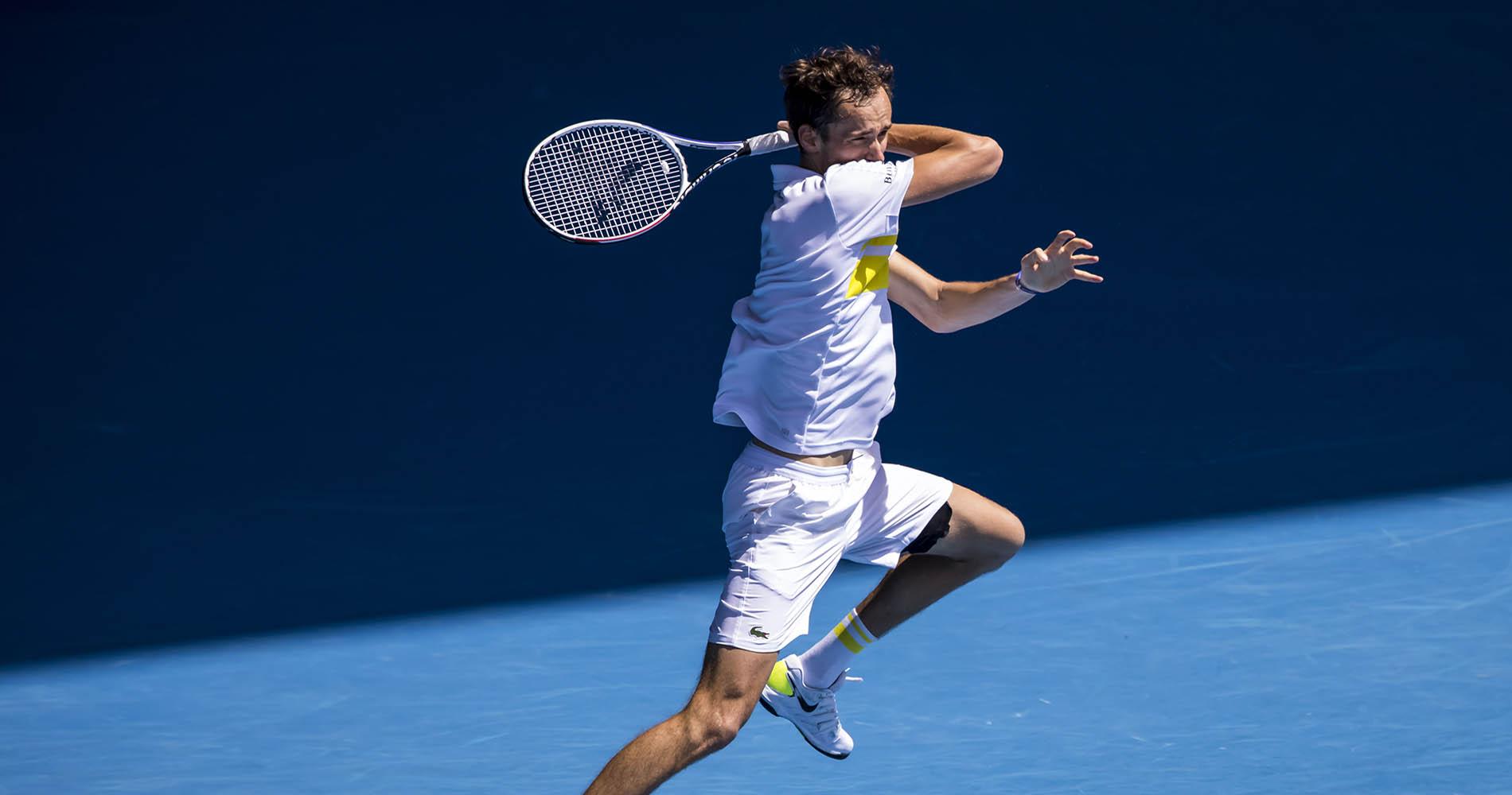 Daniil Medvedev 2021 Australian Open