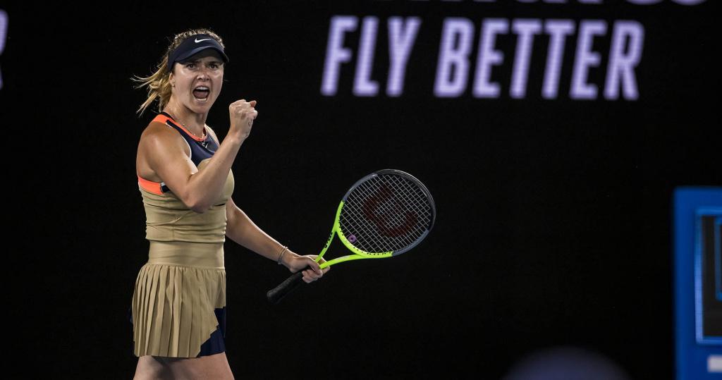 Elina Svitolina 2021 Australian Open