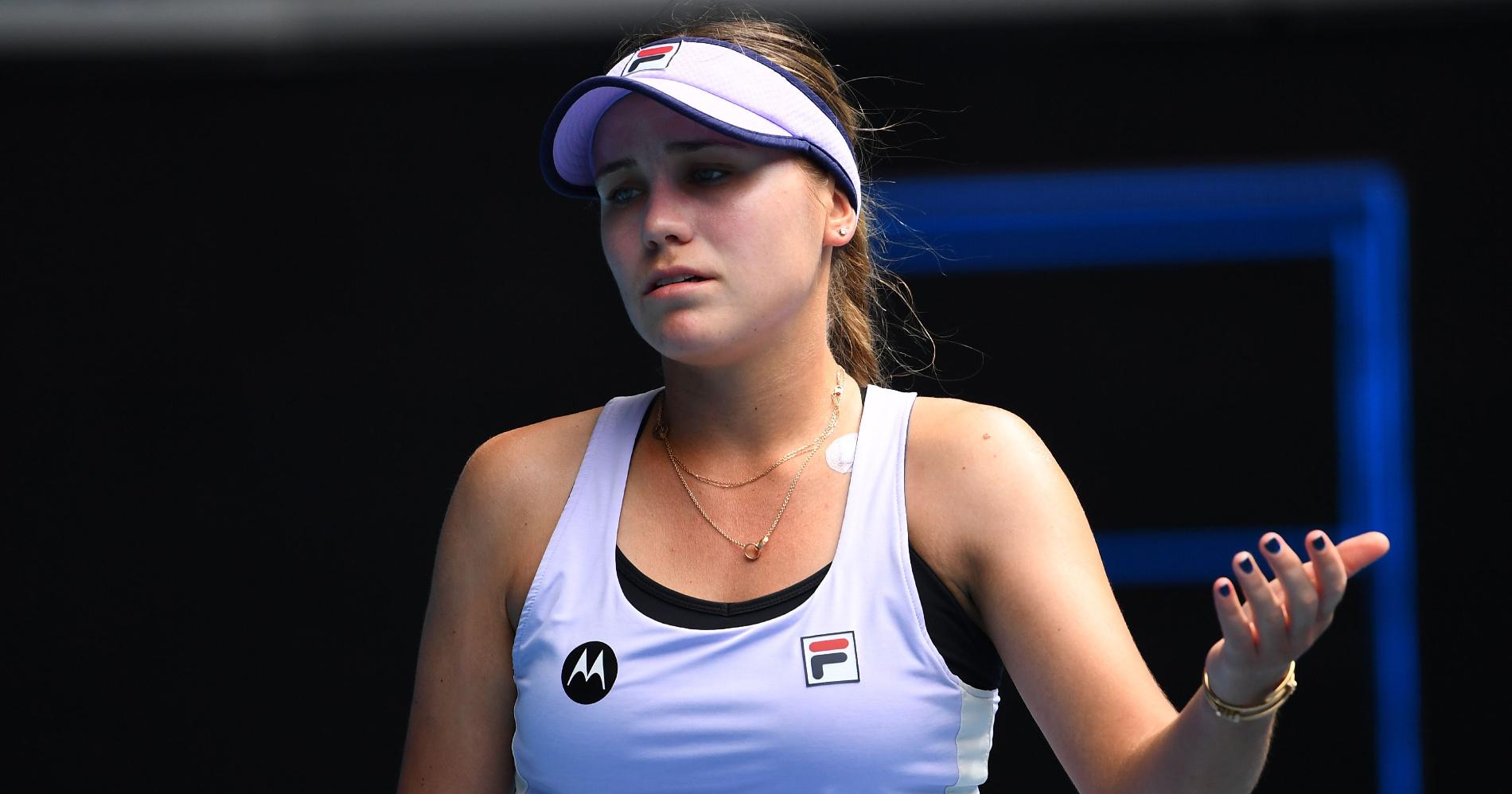 Sofia Kenin 2021 Australian Open Day 4