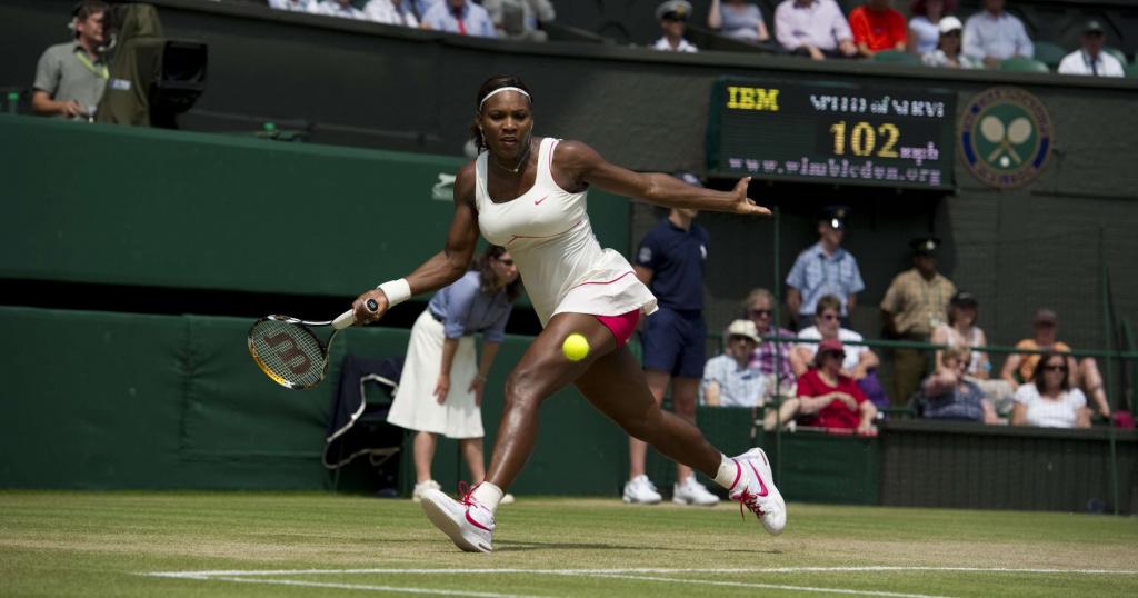 williams Serena wimbledon 2010