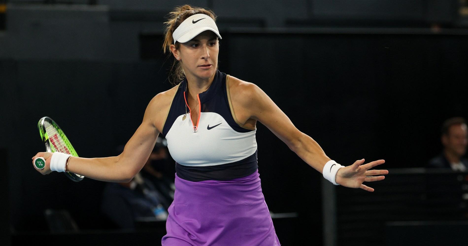 Belinda Bencic, Adelaide, 2021