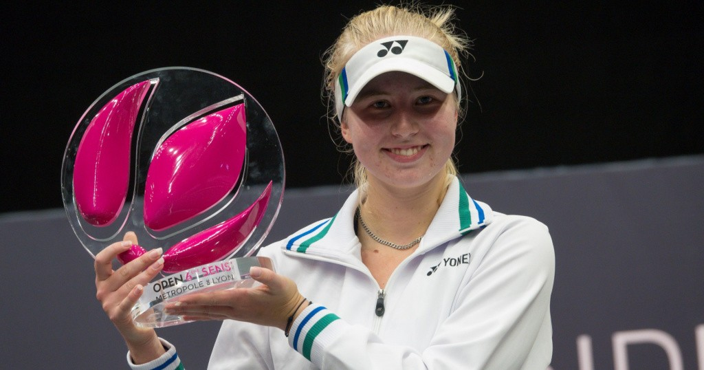 Clara Tauson - Lyon WTA 250 -