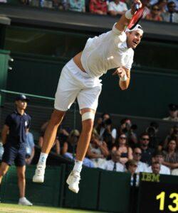 John Isner Wimbledon