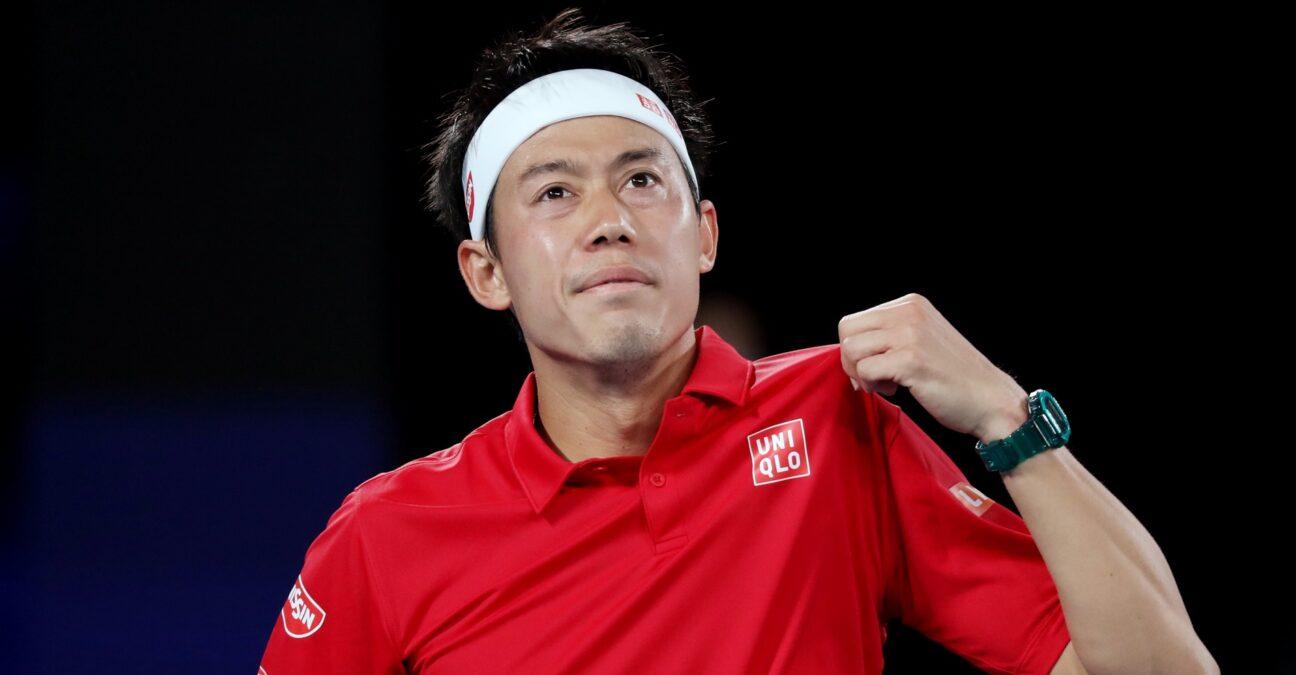 Kei Nishikori, ATP Cup, 2021