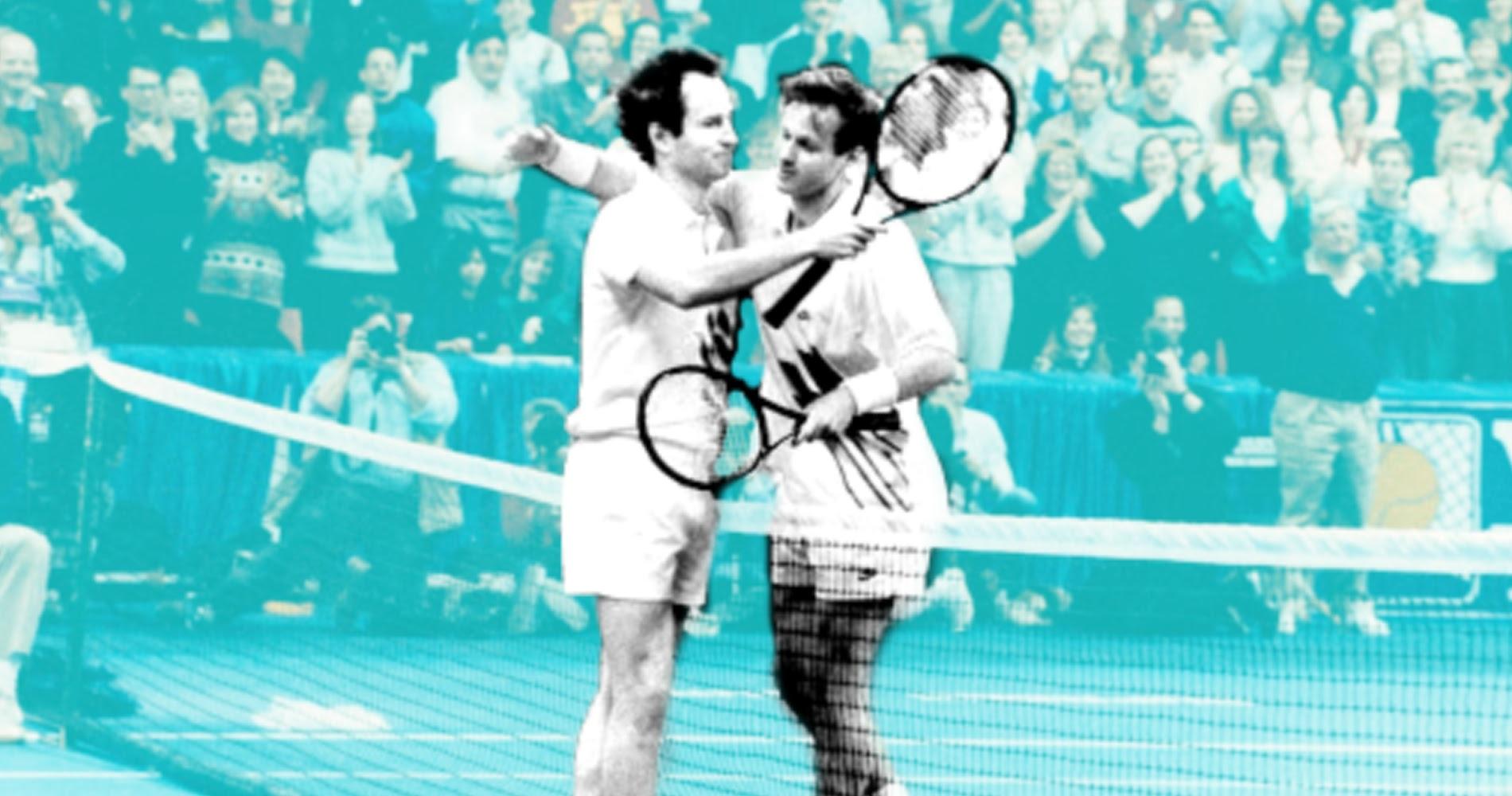John & Patrick McEnroe, On This Day