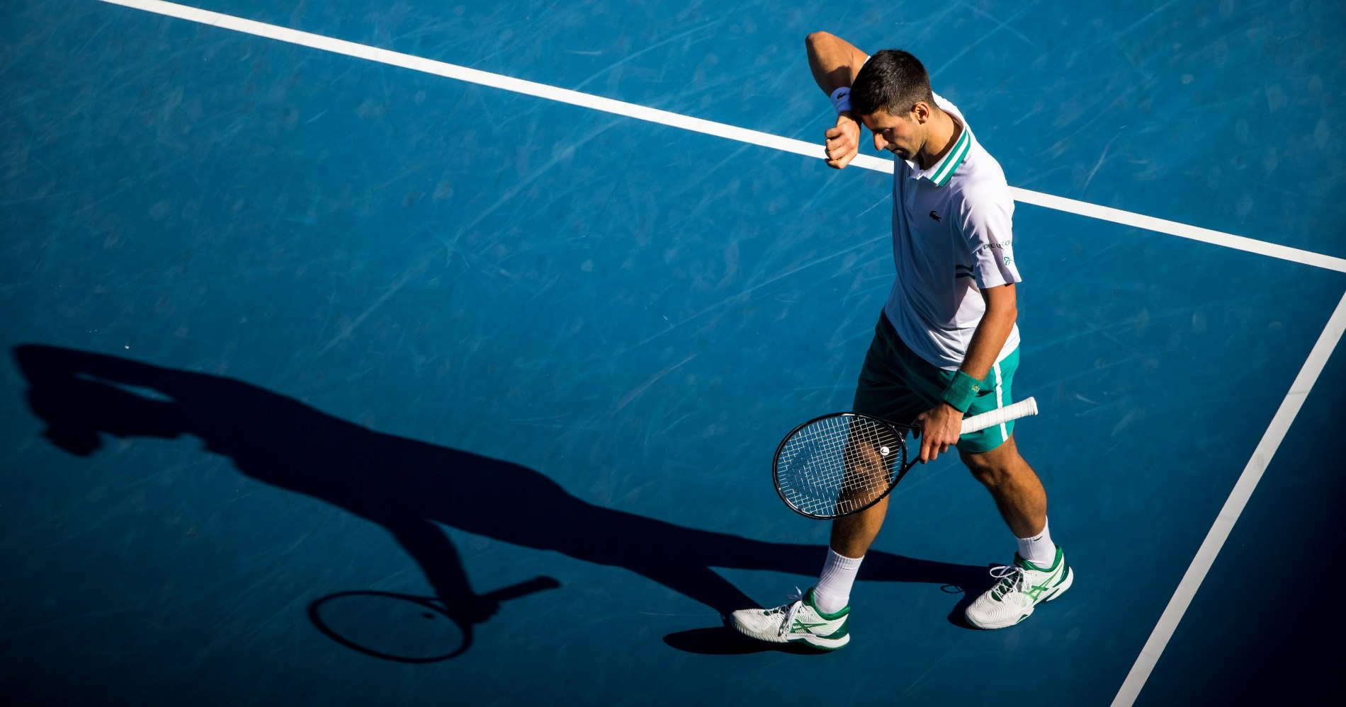Novak Djokovic, Open d'Australie 2021