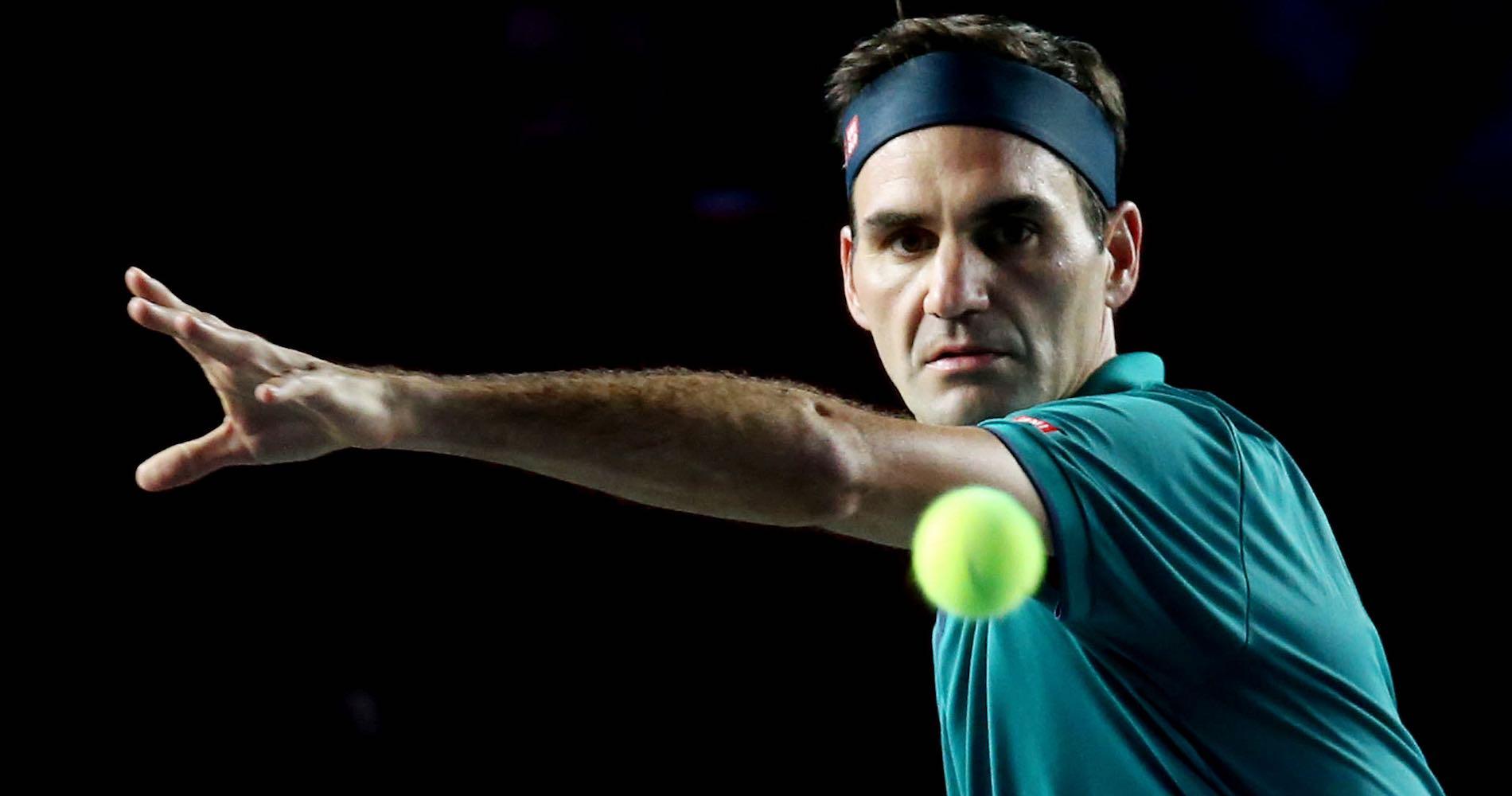 Roger Federer, 2019