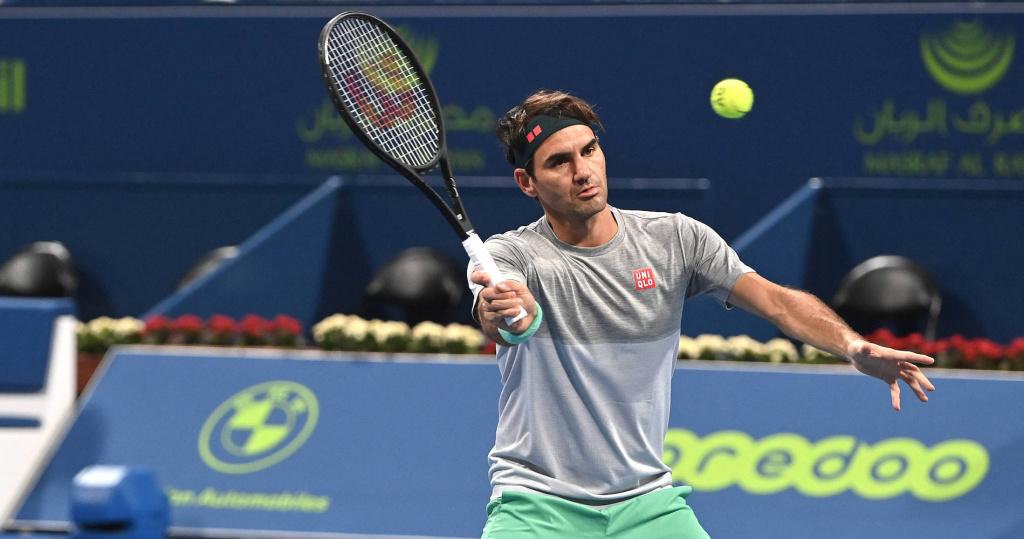 Roger Federer, Doha