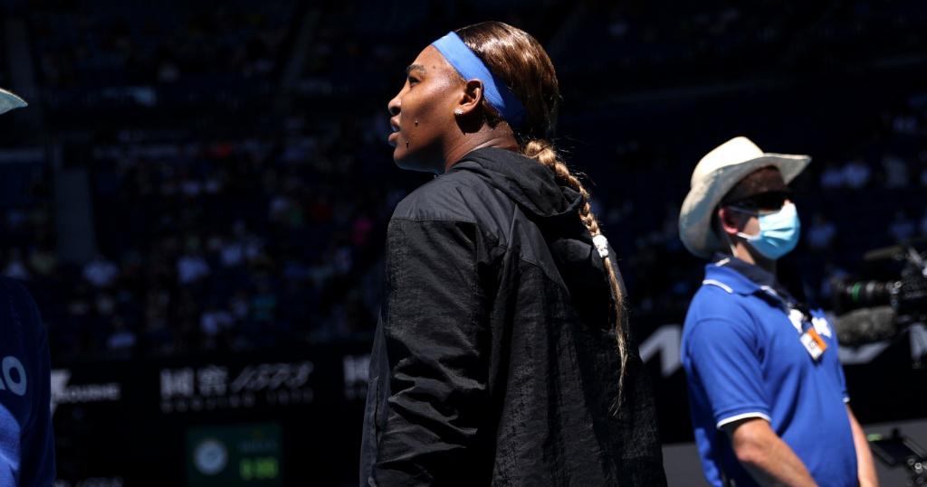 Serena Williams, Australian Open, 2021