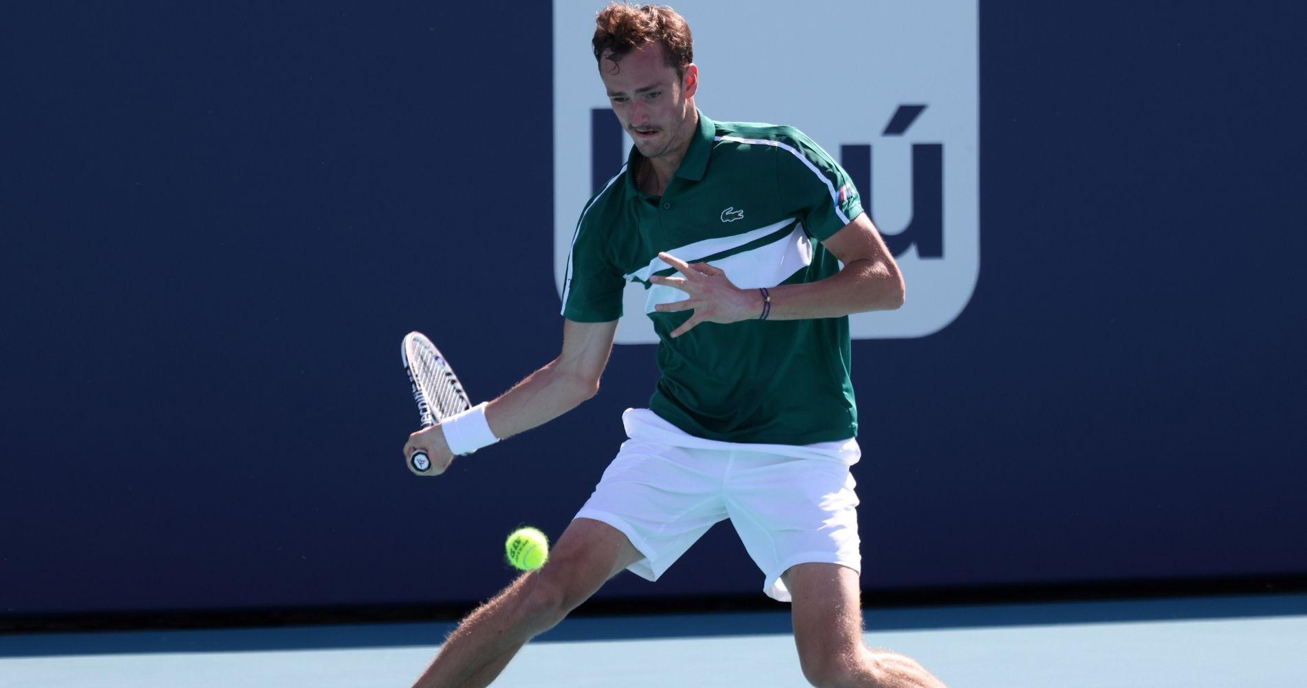 Daniil Medvedev - Miami 2021