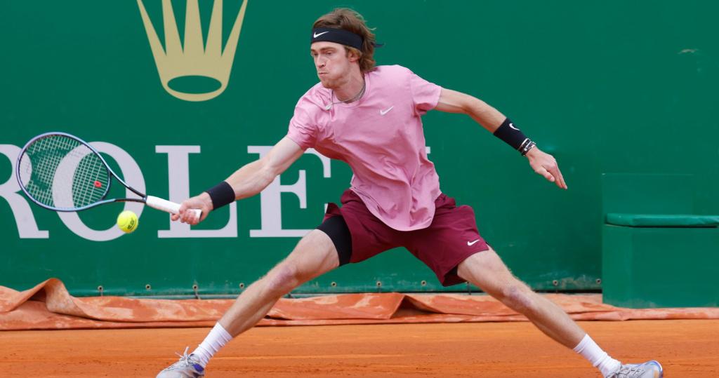 Andrey Rublev, Monte-Carlo, 2021