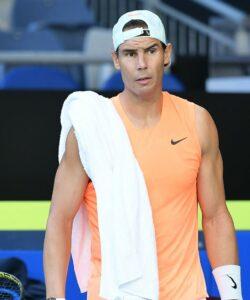 Carlos Alcaraz, Rafael Nadal, 2021