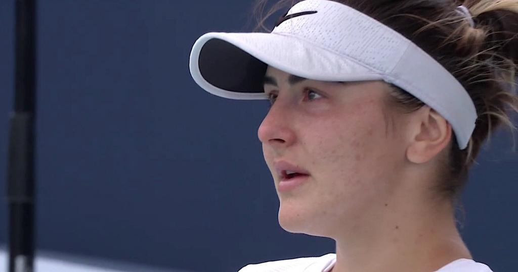 Bianca Andreescu, Miami 2021