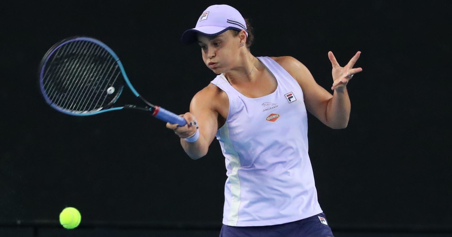 Ash Barty_Australian Open