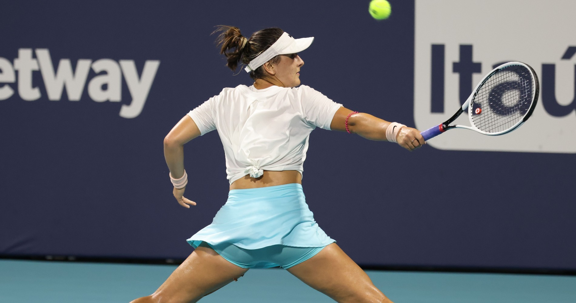 Bianca Andreescu, Miami, 2021