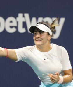 Bianca Andreescu Miami Open 2021