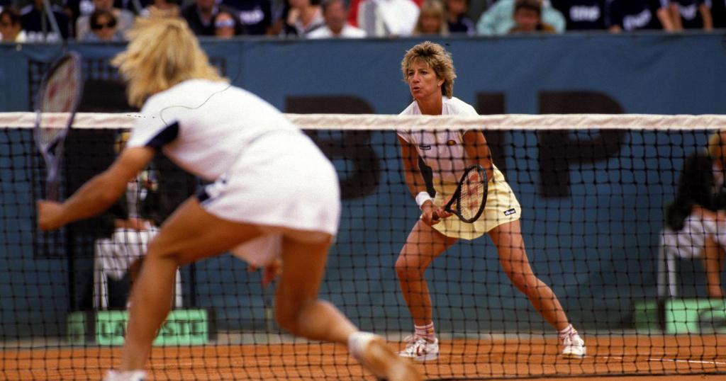 Chris Evert, Roland-Garros, 1985