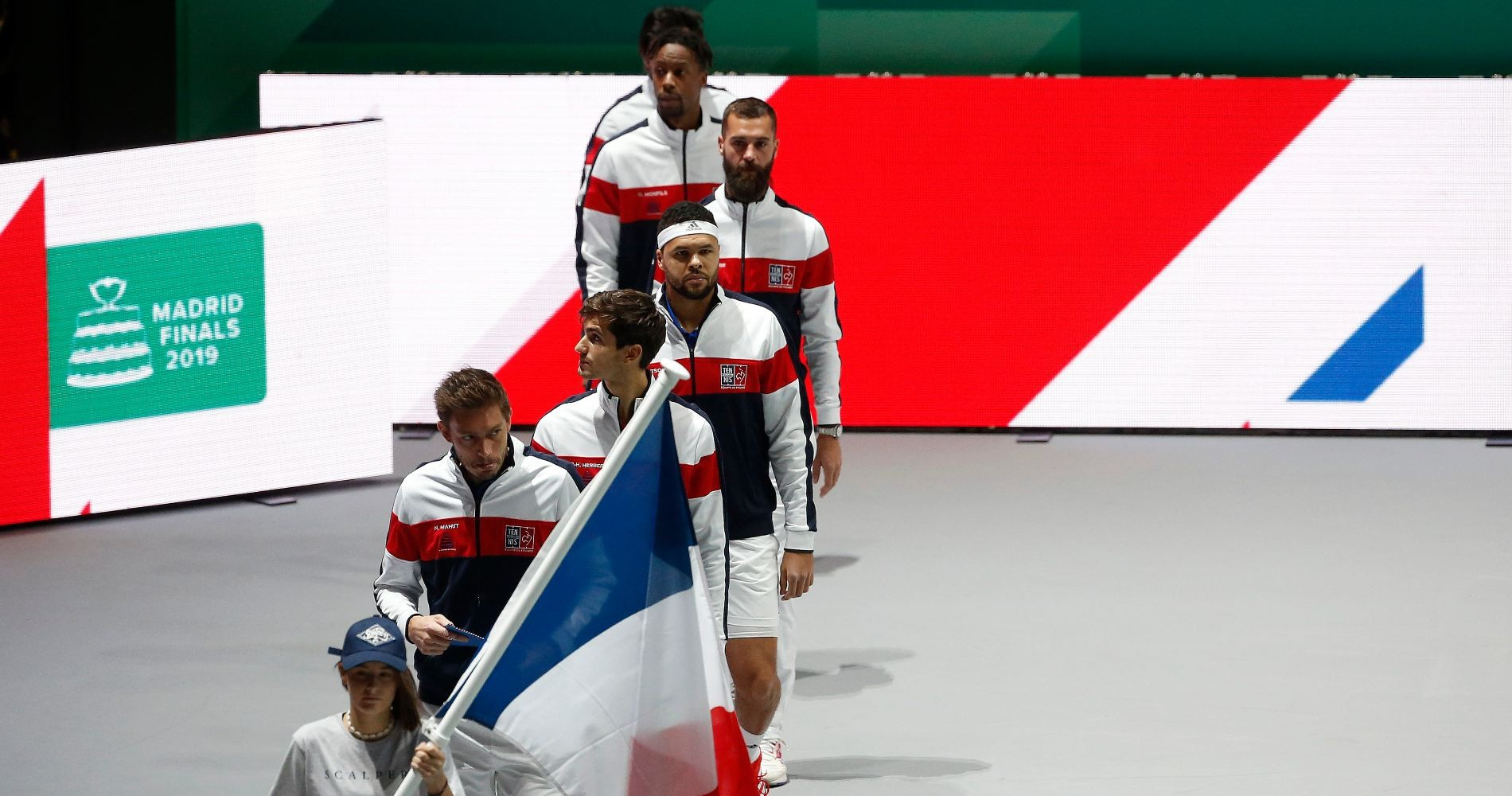 Coupe Davis, France, 2019