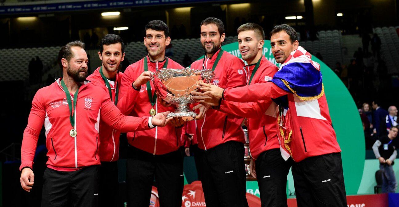Croatia - Borna Coric - Davis Cup - 2019