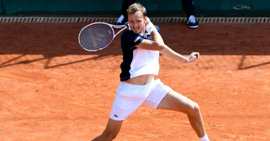 Daniil Medvedev, Monte-Carlo, 2019