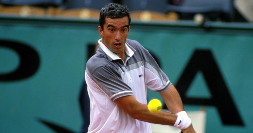 Davide Sanguinetti, Roland-Garros, 2000