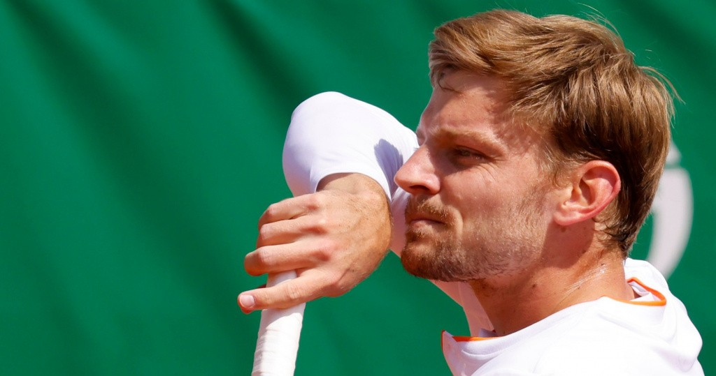 David Goffin, Monte-Carlo, 2021