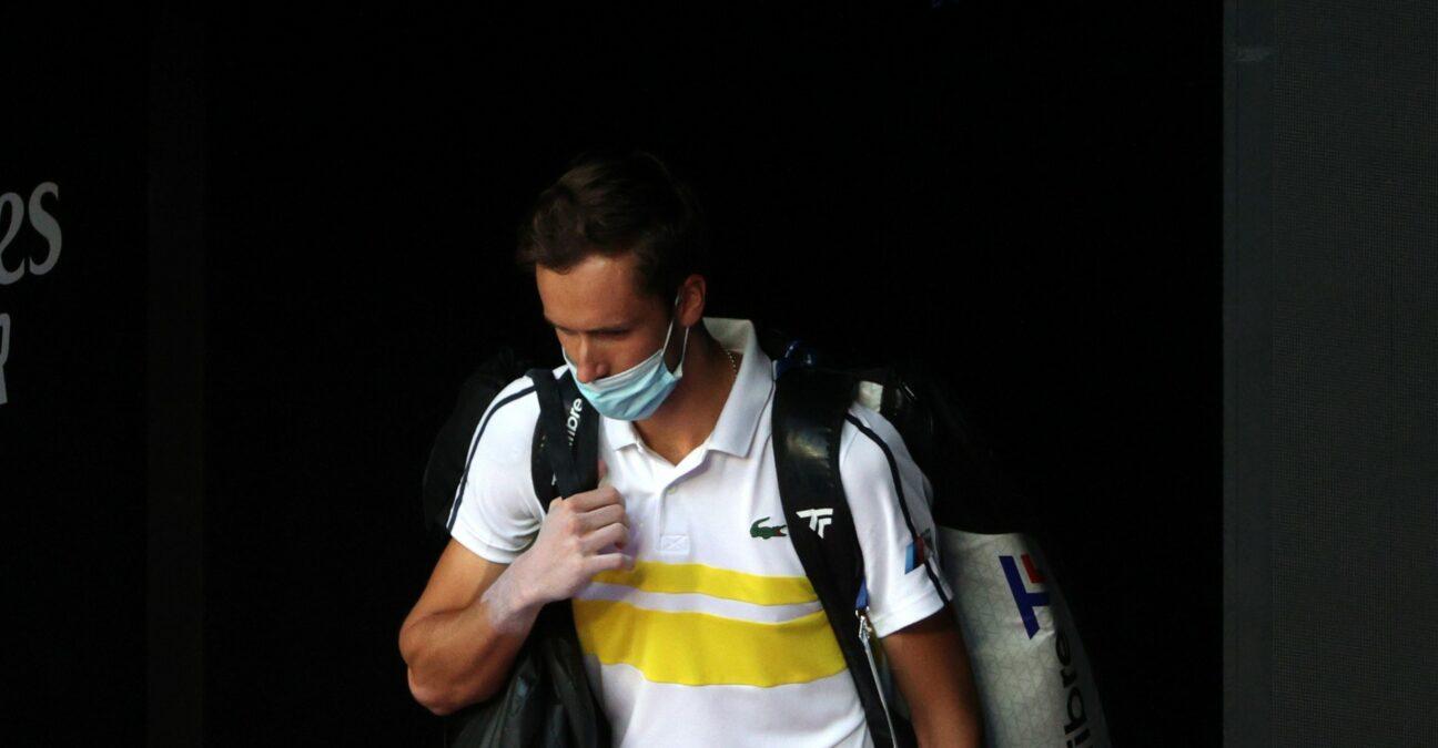 Daniil Medvedev_Australian Open 2021