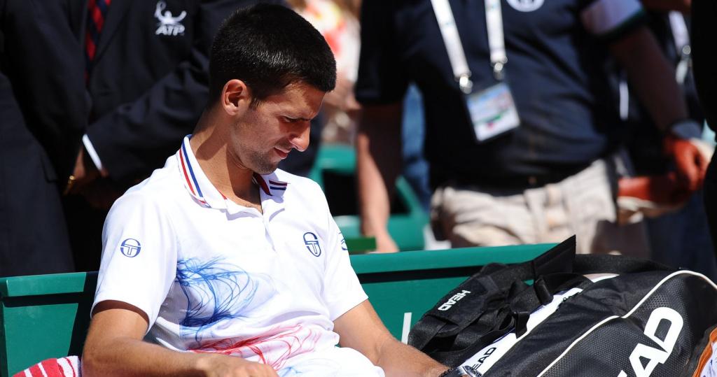 Novak Djokovic, Monte-Carlo 2012