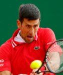 Novak Djokovic Monte Carlo 2021