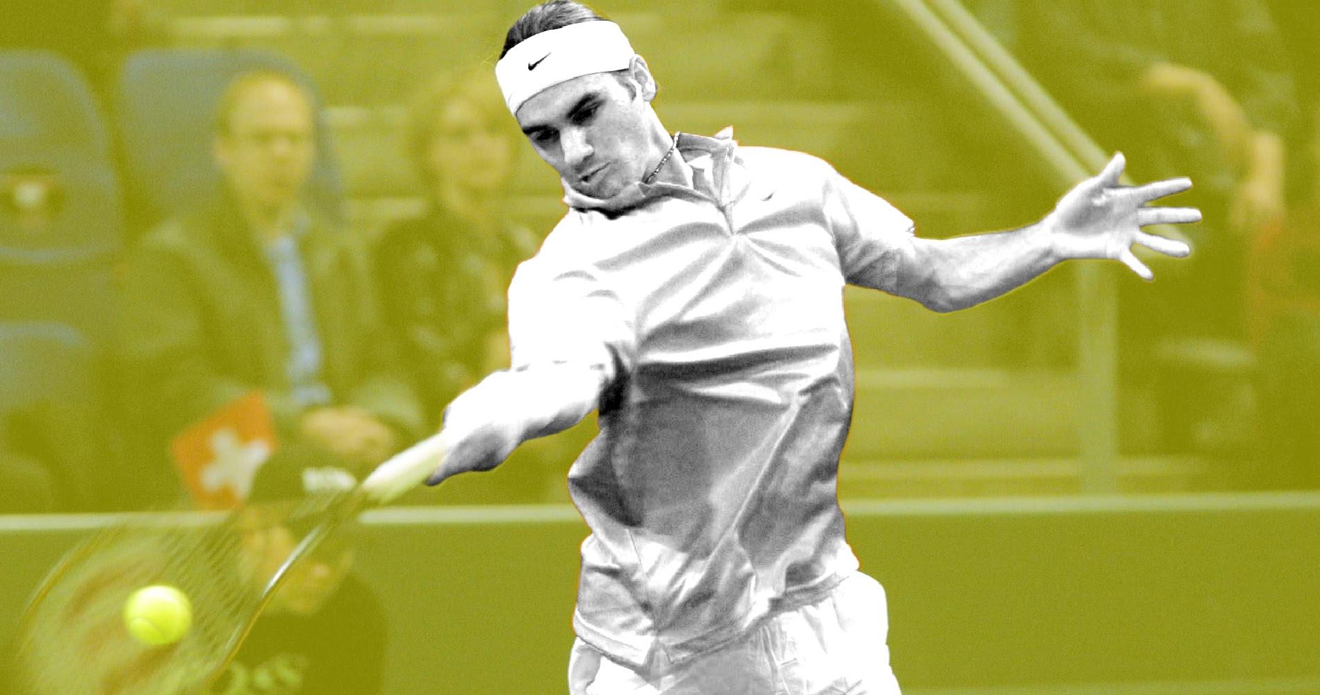Roger Federer, On this day