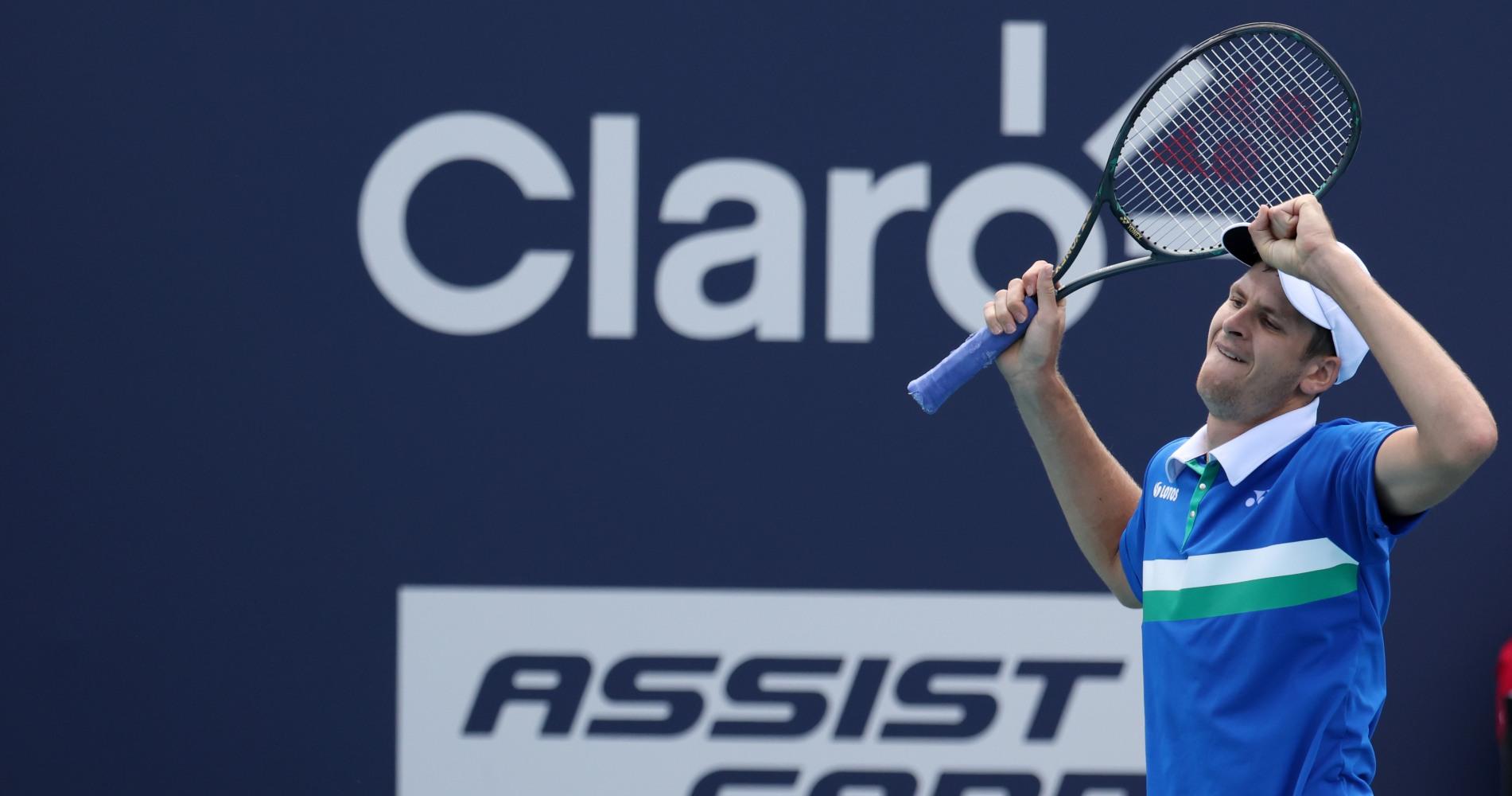Hubert Hurkacz wins Miami Open 2021