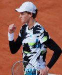 Jannik Sinner, Roland-Garros, 2020