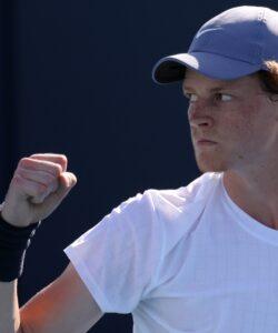 Jannik Sinner Miami Open 2021