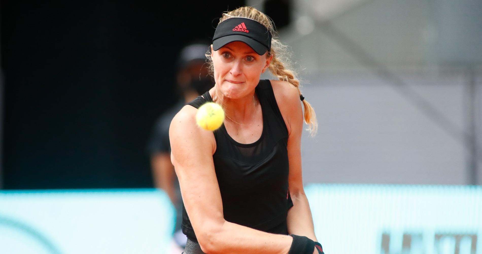 Kristina Mladenovic, Madrid, 2021
