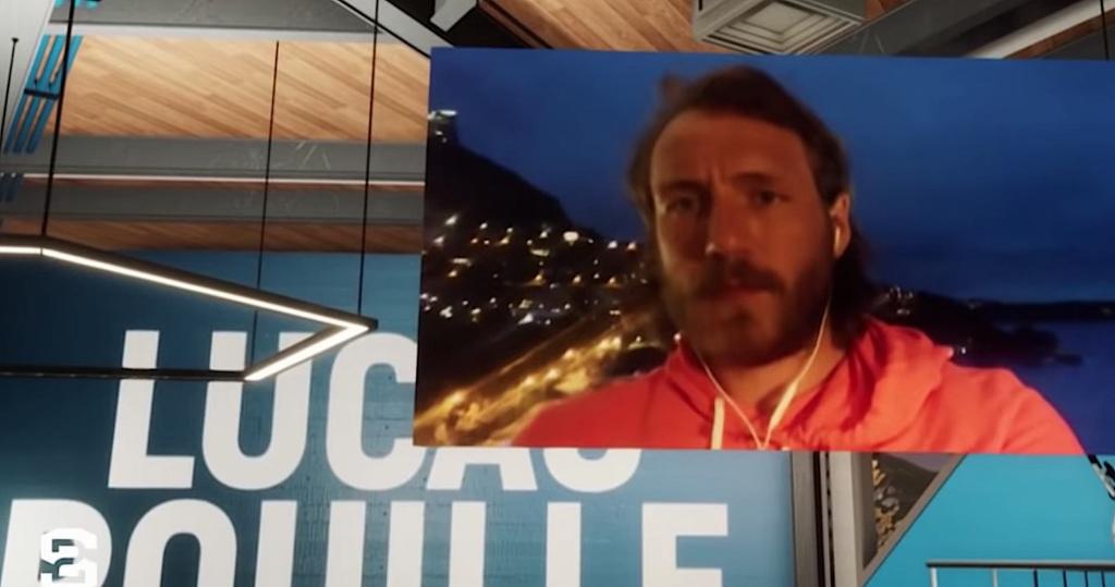 Lucas Pouille, Stade 2