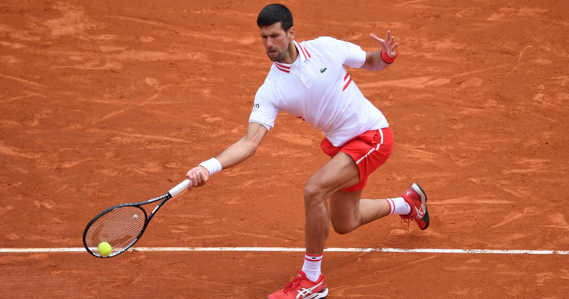 Novak Djokovic, Monte-Carlo, 2021