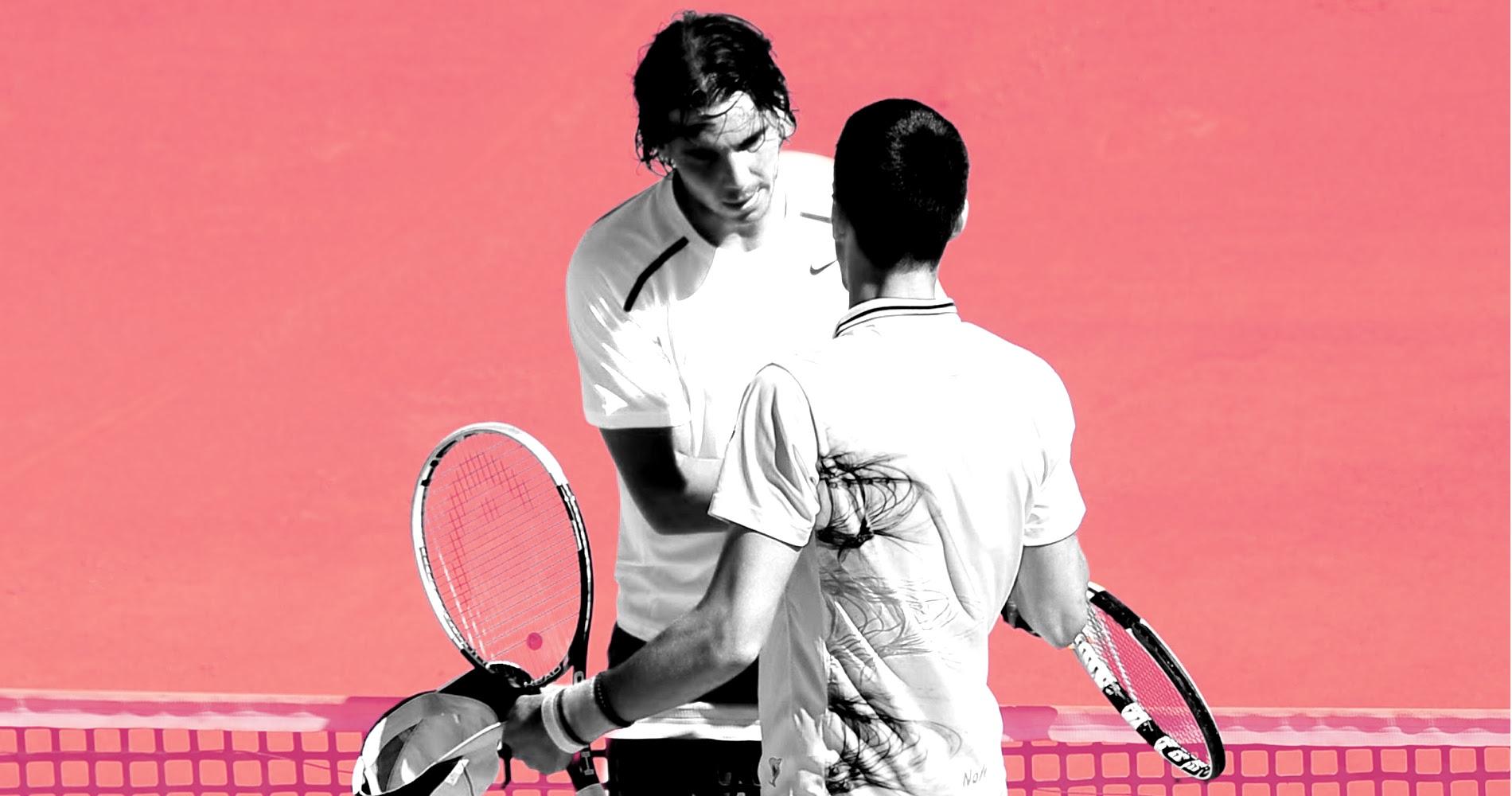 Rafael Nadal & Novak Djokovic, On This Day
