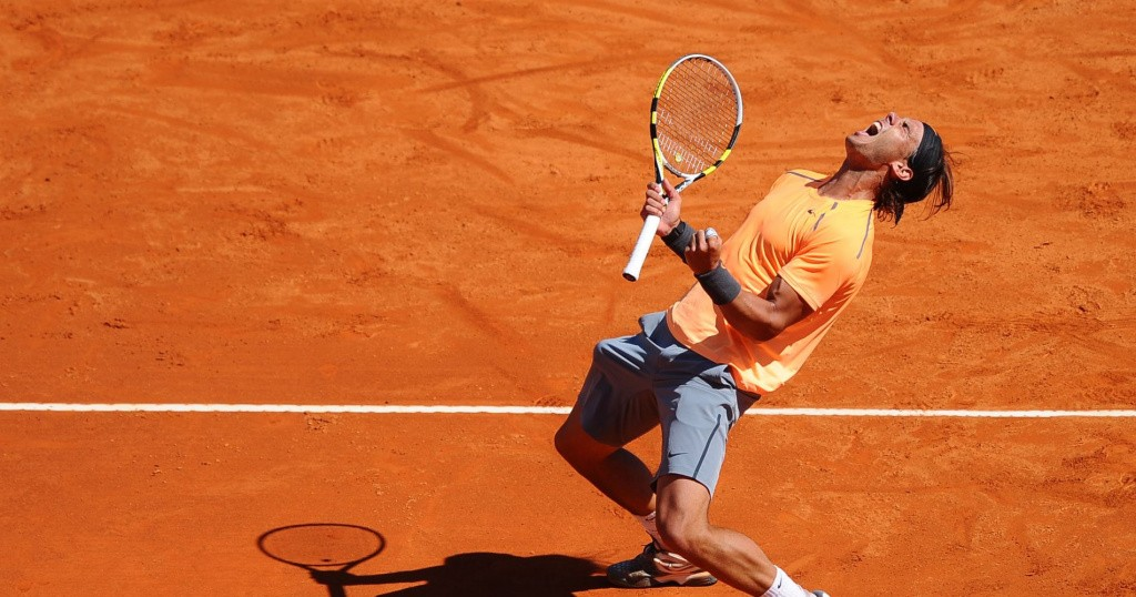 Rafael Nadal wins Monte-Carlo 2012