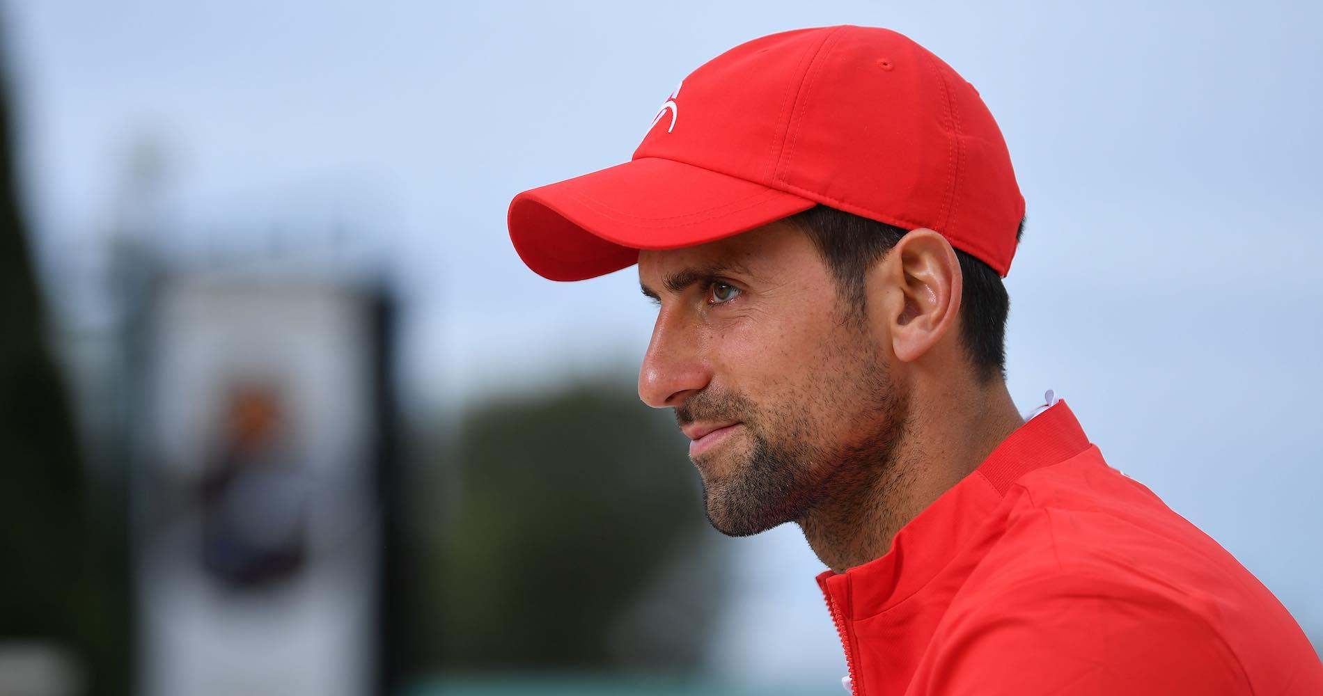 Novak Djokovic, documentary, portrait