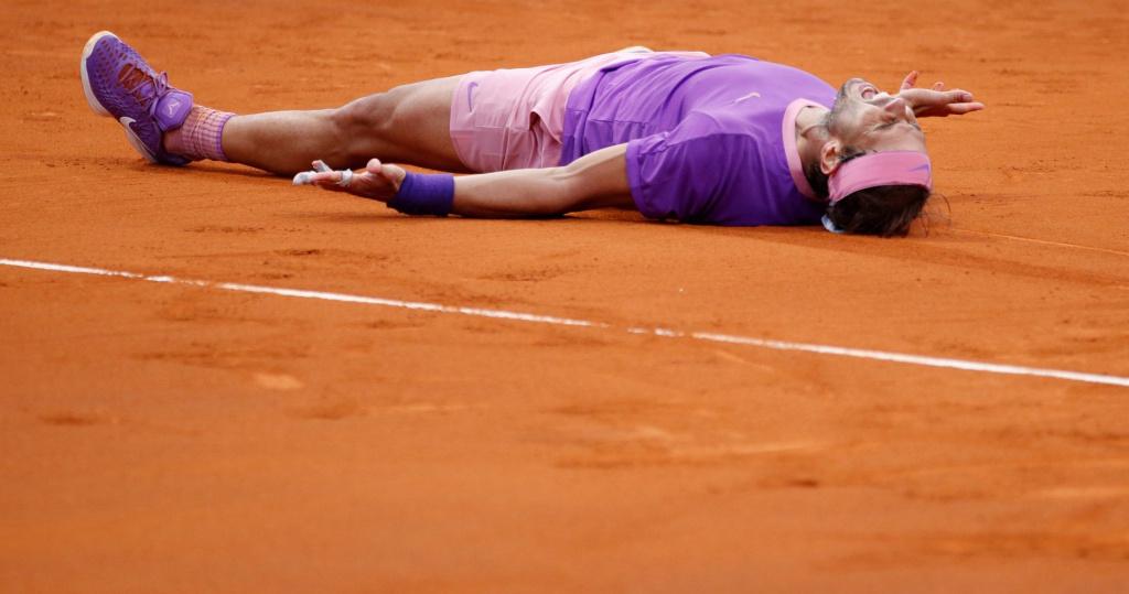 Rafael Nadal, Barcelona, 2021