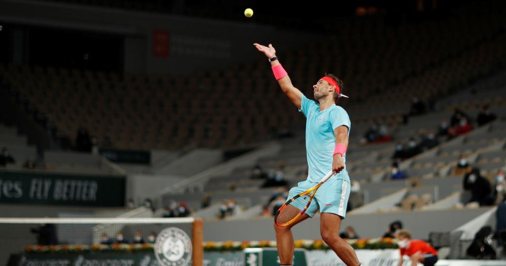 Rafael Nadal, Roland-Garros, 2020