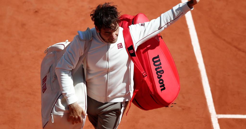 Roger Federer, Roland-Garros, 2019