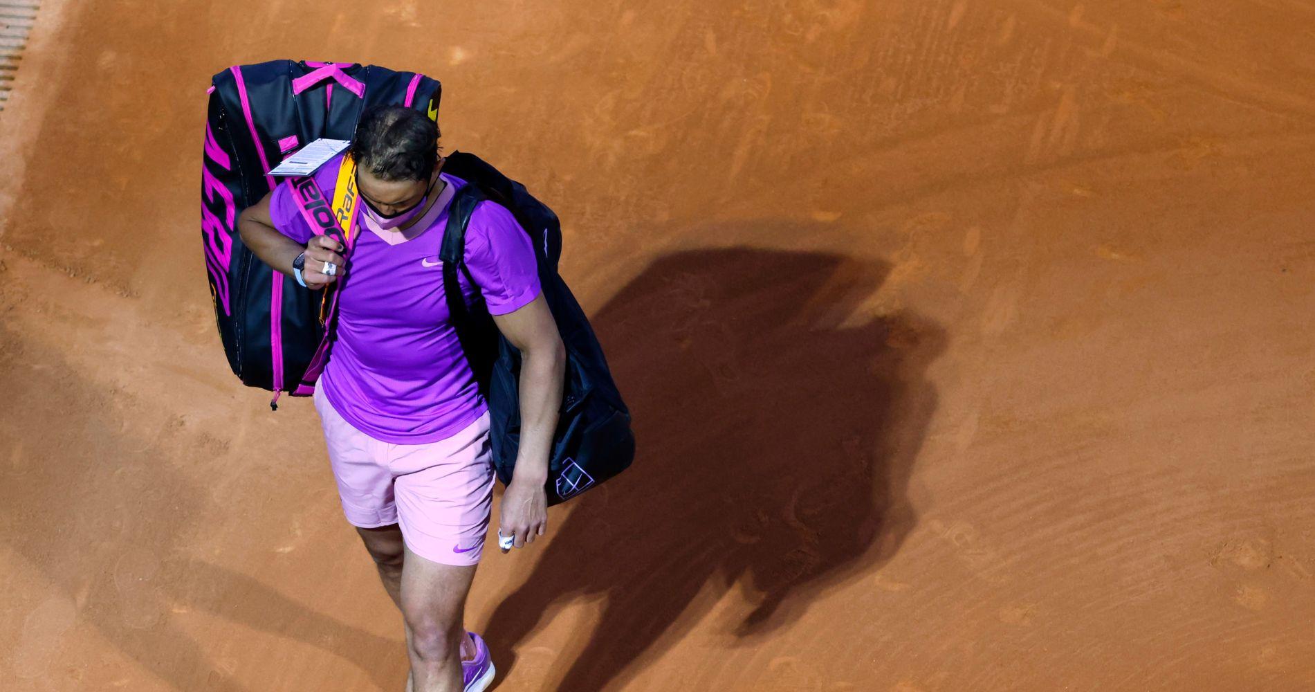 Rafael Nadal - Monte-Carlo - 2021