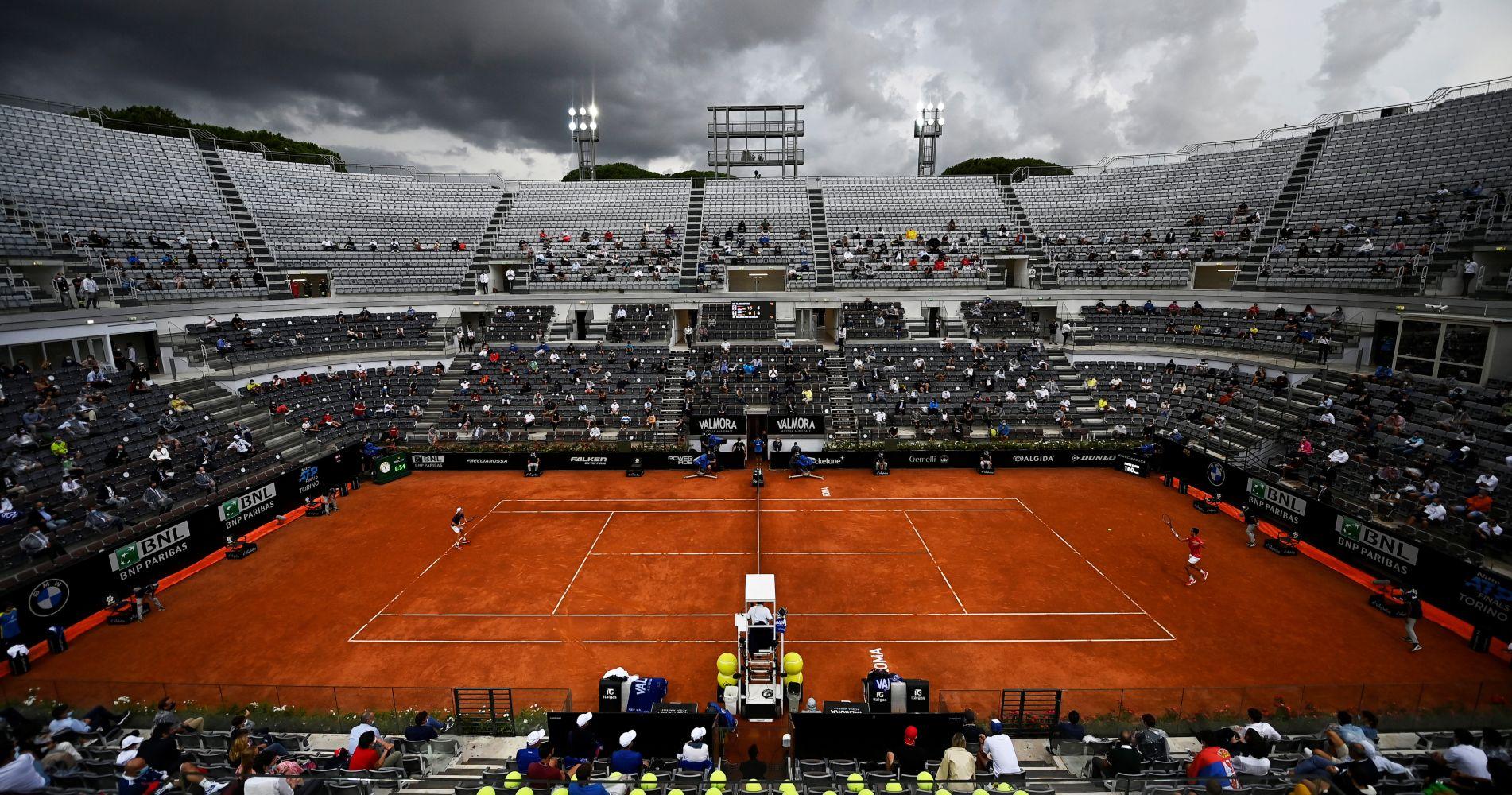 Rome Masters 2020